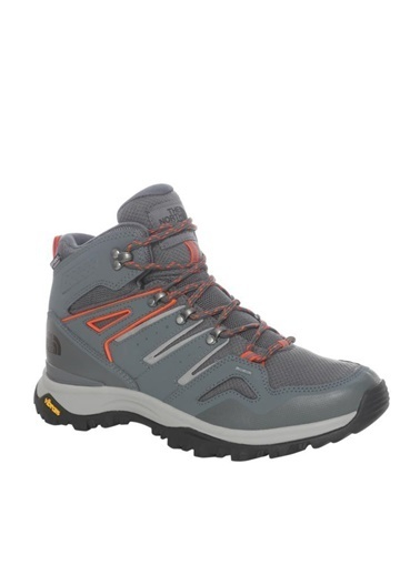 The North Face The North Face Hedgehog Fastpack 2 Mid Waterproof Erkek Ayakkabı Gri Renkli